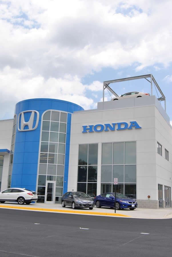 Pohanka Chantilly Honda