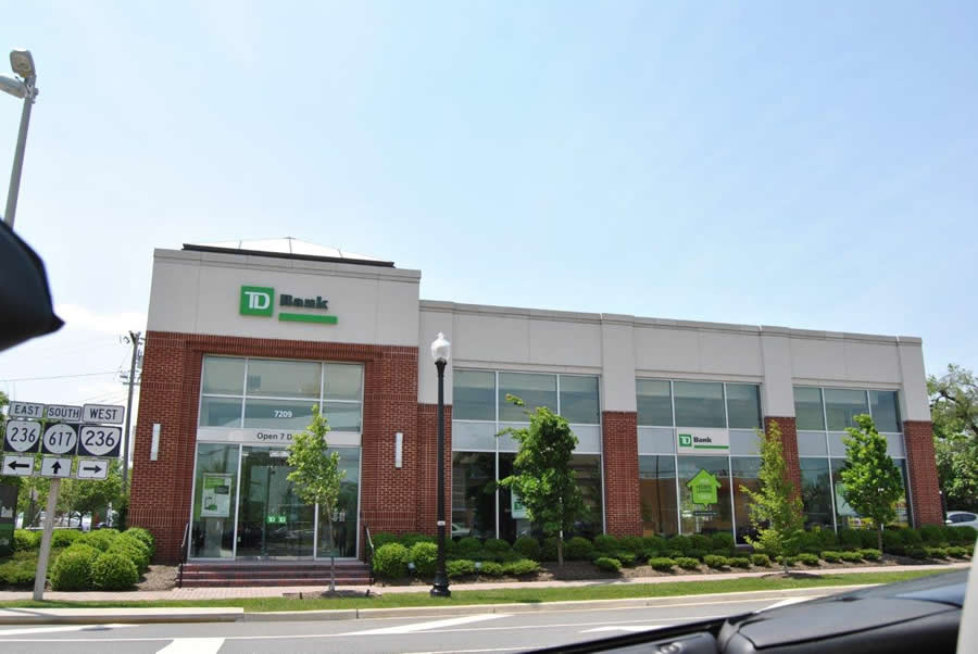 TD BANK- Anandale